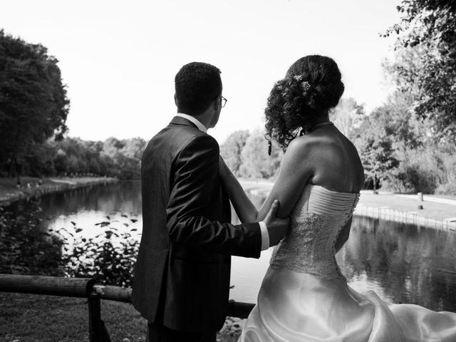 Il matrimonio di Savino e Sara a Vittuone, Milano 21