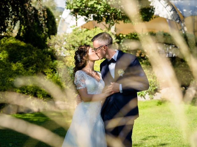 Le nozze di Ylenia e Marco
