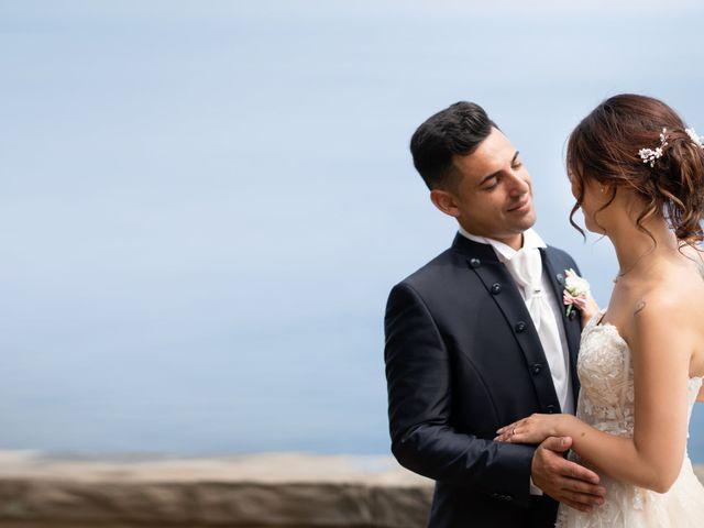 Il matrimonio di Isabella e Angelo a Mascali, Catania 5