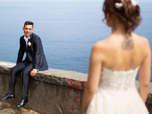 Il matrimonio di Isabella e Angelo a Mascali, Catania 6