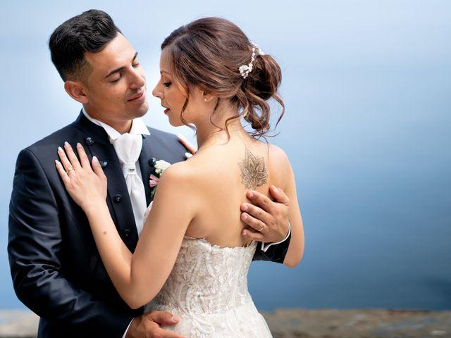 Il matrimonio di Isabella e Angelo a Mascali, Catania 7