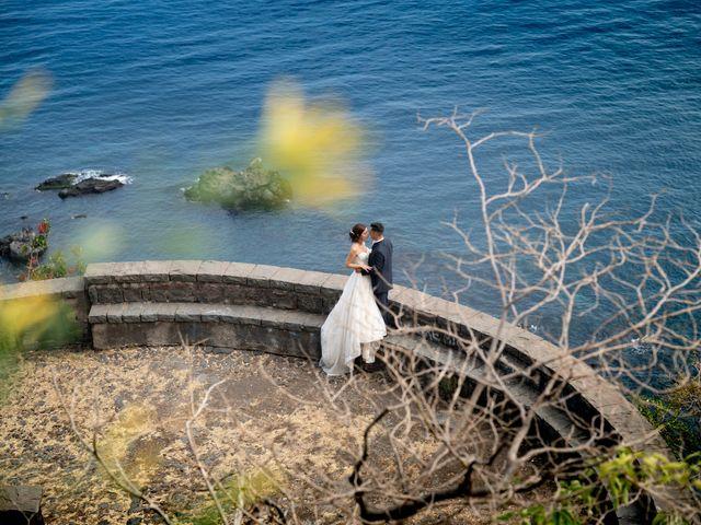 Il matrimonio di Isabella e Angelo a Mascali, Catania 12