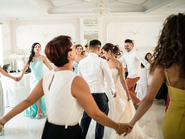 Il matrimonio di Isabella e Angelo a Mascali, Catania 18