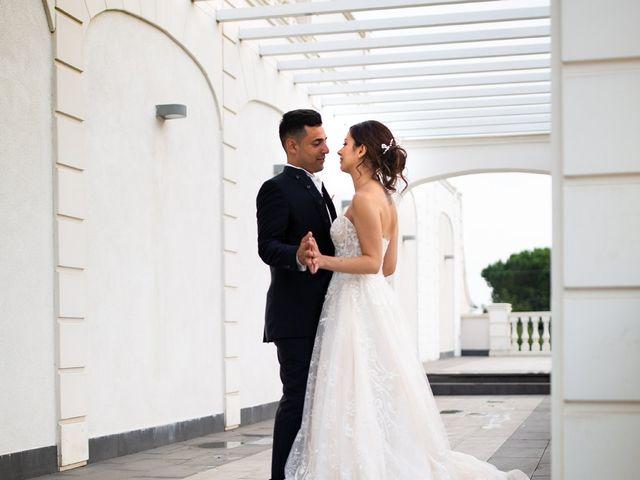 Il matrimonio di Isabella e Angelo a Mascali, Catania 23