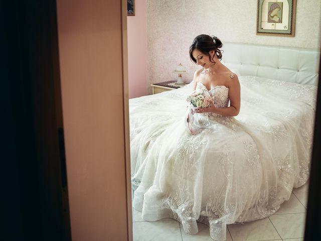 Il matrimonio di Isabella e Angelo a Mascali, Catania 30