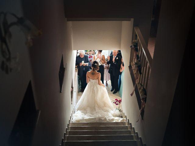 Il matrimonio di Isabella e Angelo a Mascali, Catania 43