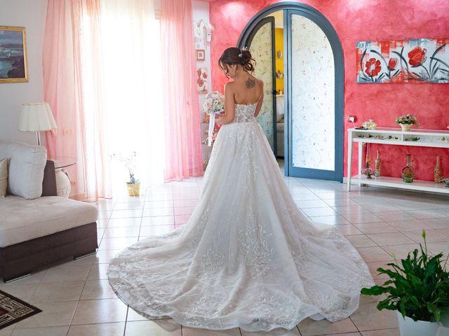 Il matrimonio di Isabella e Angelo a Mascali, Catania 44