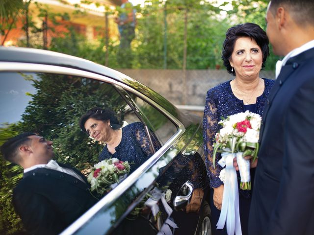 Il matrimonio di Isabella e Angelo a Mascali, Catania 62