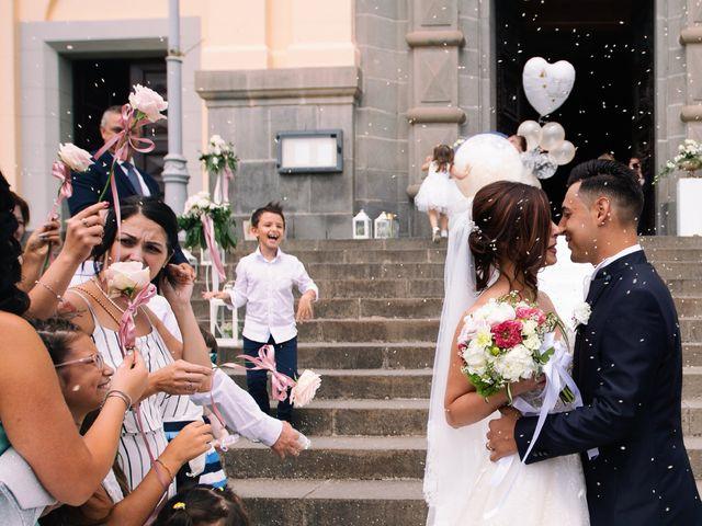 Il matrimonio di Isabella e Angelo a Mascali, Catania 65
