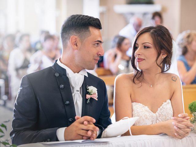 Il matrimonio di Isabella e Angelo a Mascali, Catania 66