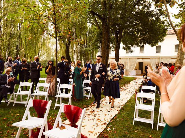 Il matrimonio di Lisa e Giacomo a Annone Veneto, Venezia 26