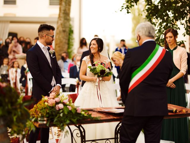 Il matrimonio di Lisa e Giacomo a Annone Veneto, Venezia 28