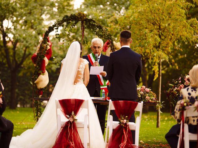 Il matrimonio di Lisa e Giacomo a Annone Veneto, Venezia 30