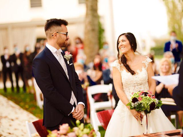 Il matrimonio di Lisa e Giacomo a Annone Veneto, Venezia 33