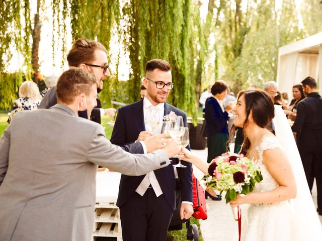 Il matrimonio di Lisa e Giacomo a Annone Veneto, Venezia 45