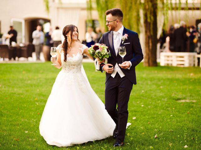 Il matrimonio di Lisa e Giacomo a Annone Veneto, Venezia 46