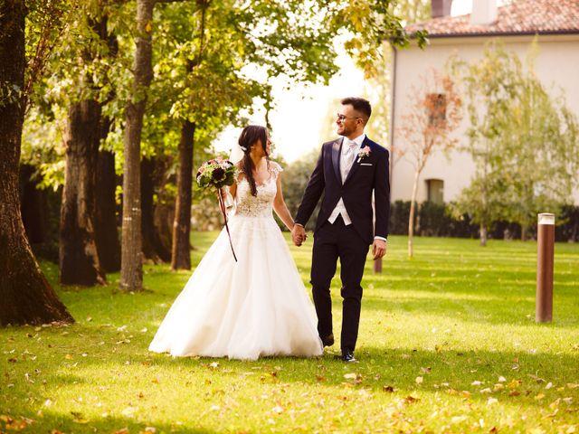 Il matrimonio di Lisa e Giacomo a Annone Veneto, Venezia 48