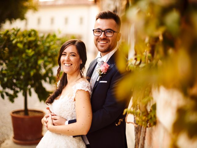 Il matrimonio di Lisa e Giacomo a Annone Veneto, Venezia 53