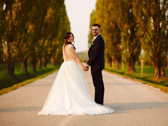 Il matrimonio di Lisa e Giacomo a Annone Veneto, Venezia 54