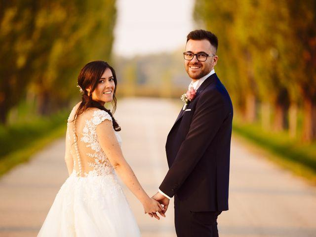 Il matrimonio di Lisa e Giacomo a Annone Veneto, Venezia 55