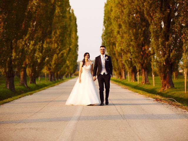 Il matrimonio di Lisa e Giacomo a Annone Veneto, Venezia 56