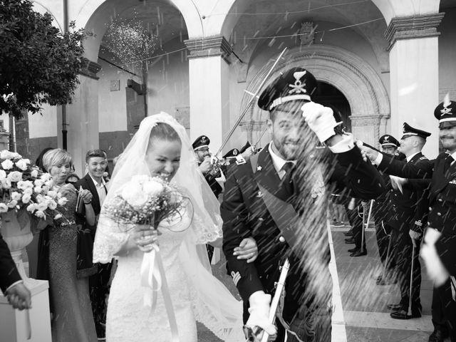 Il matrimonio di Marco e Veronika a Valverde, Catania 29