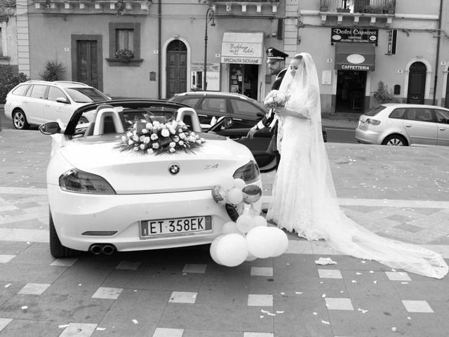 Il matrimonio di Marco e Veronika a Valverde, Catania 30