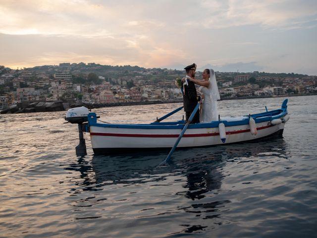 Il matrimonio di Marco e Veronika a Valverde, Catania 33