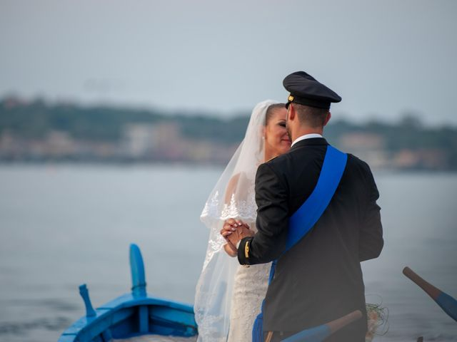 Il matrimonio di Marco e Veronika a Valverde, Catania 34