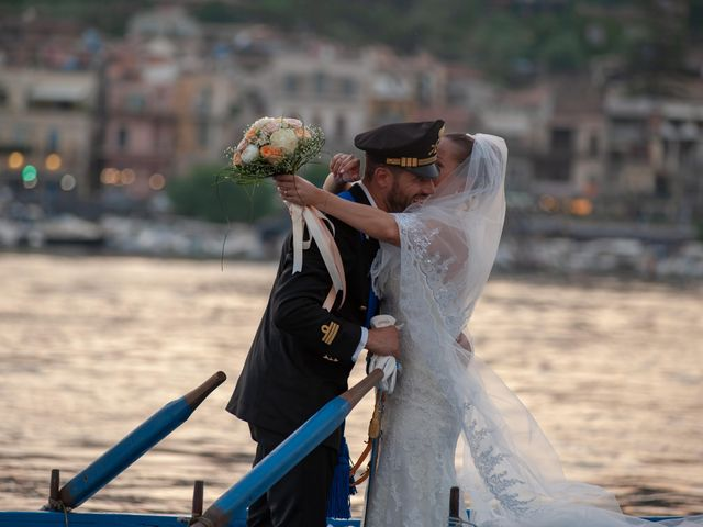 Il matrimonio di Marco e Veronika a Valverde, Catania 1