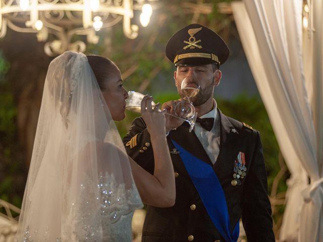 Il matrimonio di Marco e Veronika a Valverde, Catania 2