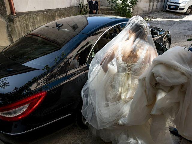Il matrimonio di Oriana e Bruno a Ragusa, Ragusa 44