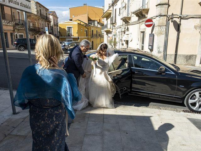 Il matrimonio di Oriana e Bruno a Ragusa, Ragusa 47