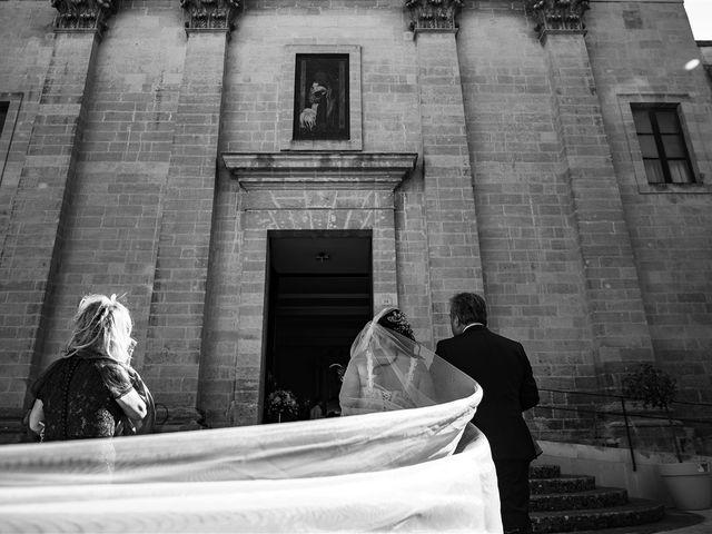 Il matrimonio di Oriana e Bruno a Ragusa, Ragusa 49