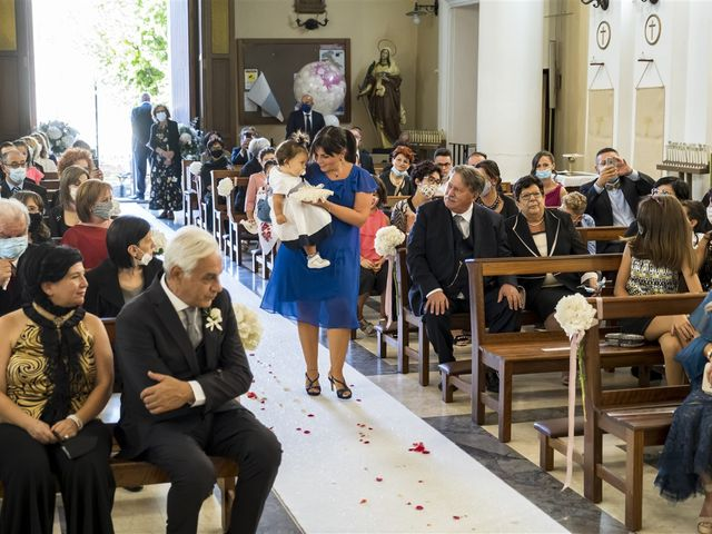 Il matrimonio di Oriana e Bruno a Ragusa, Ragusa 56