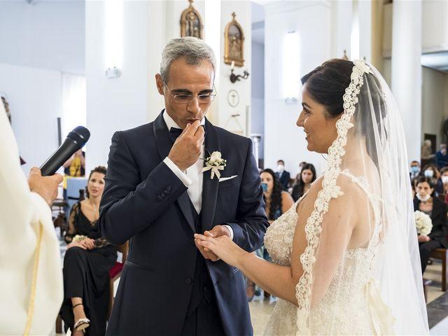 Il matrimonio di Oriana e Bruno a Ragusa, Ragusa 57
