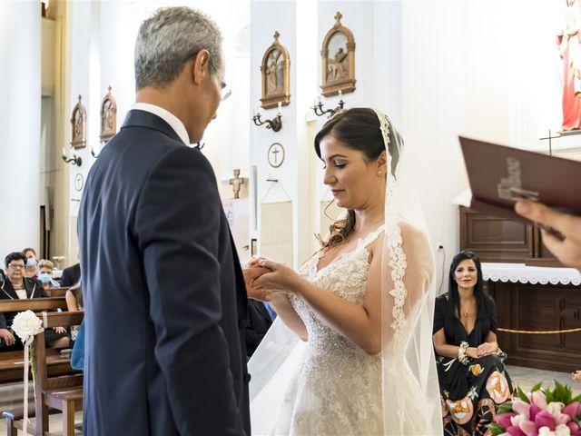 Il matrimonio di Oriana e Bruno a Ragusa, Ragusa 61