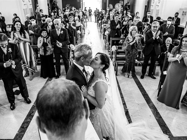 Il matrimonio di Oriana e Bruno a Ragusa, Ragusa 62