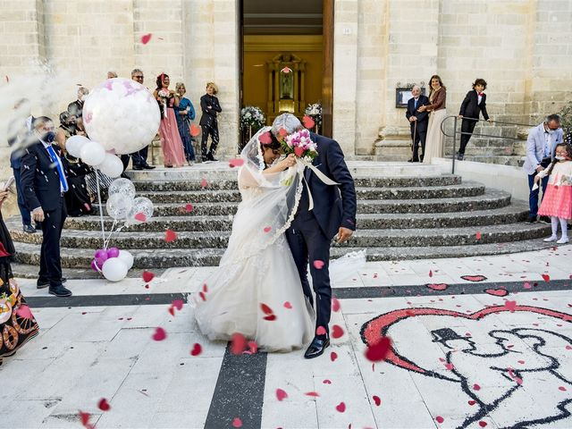 Il matrimonio di Oriana e Bruno a Ragusa, Ragusa 69