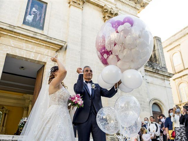Il matrimonio di Oriana e Bruno a Ragusa, Ragusa 70