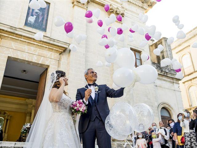 Il matrimonio di Oriana e Bruno a Ragusa, Ragusa 71