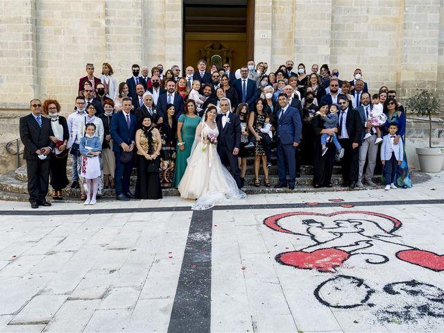 Il matrimonio di Oriana e Bruno a Ragusa, Ragusa 73