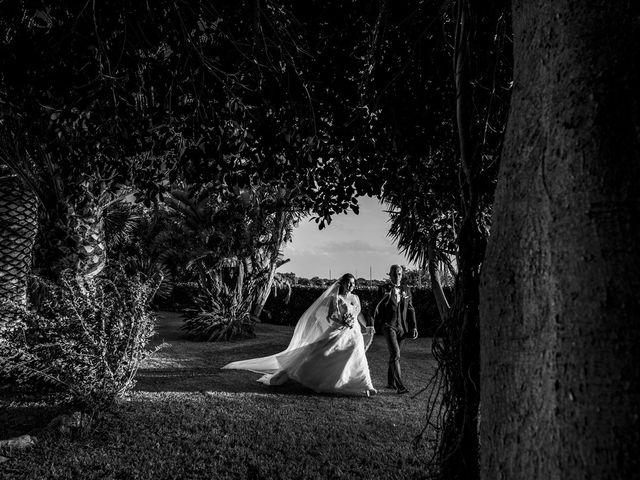 Il matrimonio di Oriana e Bruno a Ragusa, Ragusa 75