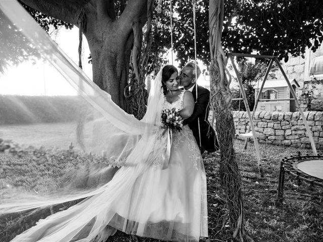 Il matrimonio di Oriana e Bruno a Ragusa, Ragusa 76
