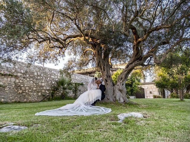 Il matrimonio di Oriana e Bruno a Ragusa, Ragusa 78