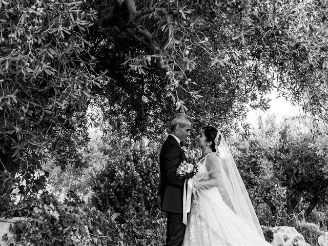 Il matrimonio di Oriana e Bruno a Ragusa, Ragusa 79