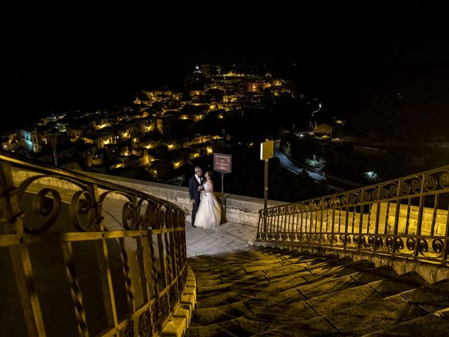 Il matrimonio di Oriana e Bruno a Ragusa, Ragusa 80