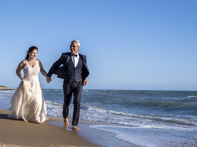Il matrimonio di Oriana e Bruno a Ragusa, Ragusa 97