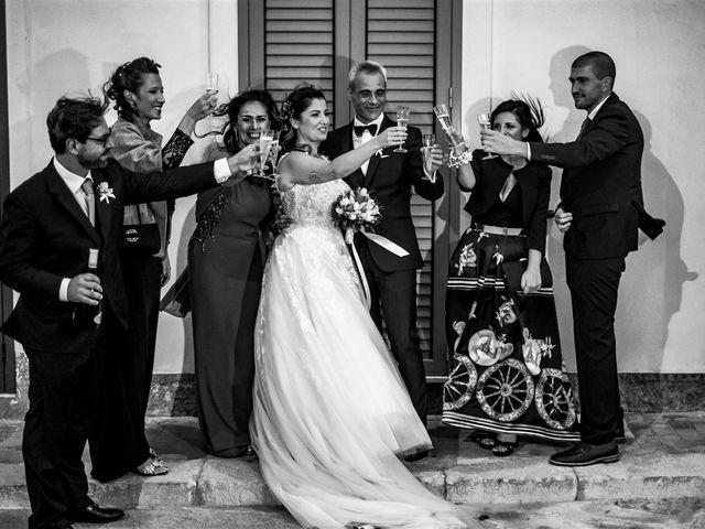 Il matrimonio di Oriana e Bruno a Ragusa, Ragusa 108