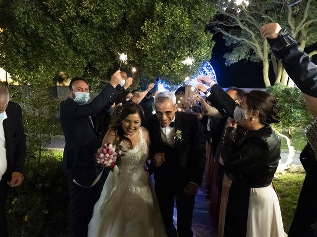 Il matrimonio di Oriana e Bruno a Ragusa, Ragusa 112